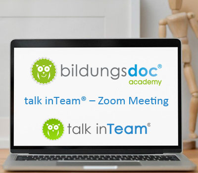 talk inTeam® – Zoom Meeting