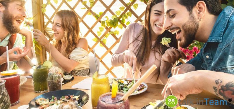 Gesunde Ernährung verinnerlichen